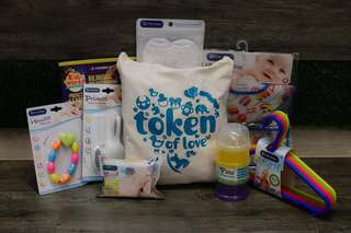 Complimentary Giftbag for Parents & Parents to be