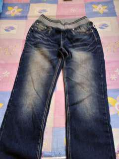 Celana Jeans Hello Kitty