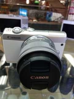 Canon EOS M100 cicilan tanpa kartu kredit syarat mudah proses cepat