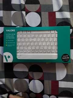 Valore Bluetooth Keyboard