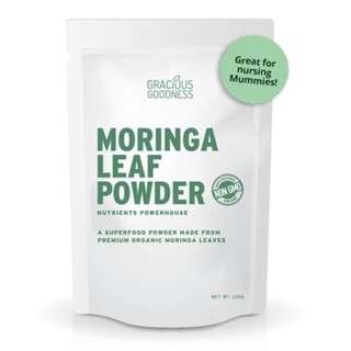 2 for $15, LIMITED TIME only. Organic Moringa Leaf Powder Bundle (2pk)