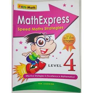 P4 Math Express - Speed Maths Strategies