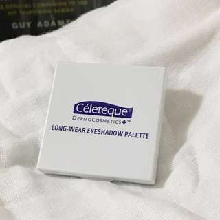 Celeteque long-wear eyeshadow (swatched only)