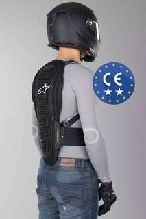 Alpinestars nucleon KR-1 back protector cheap