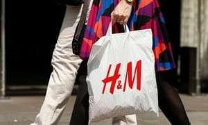 H&M PERSONAL SHOPPER