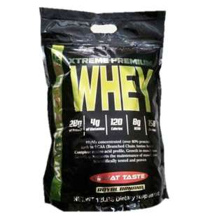 BXN PREMIUM WHEY PROTEIN CONCENTRATE 12 LBS
