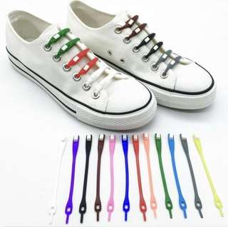 🚚 Plastic elastic shoe laces (brand new) free postage