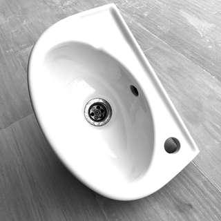 Brand New Toilet Sink