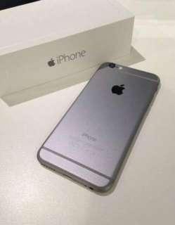 Iphone6plus 64gb 黑色