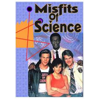 MISFITS OF SCIENCE (1985) COMPLETE TV SERIES