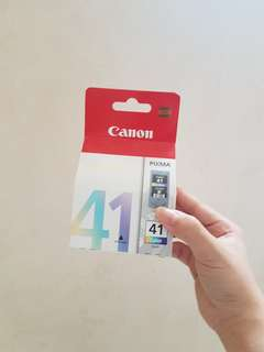 CANON Catridge 41 Colour Original