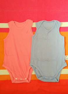 Uniqlo Bodysuits 18-24bln (2pcs)