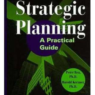 Strategic Planning - A Practical Guide, John Wiley and Sons.