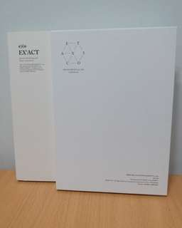 EXO EX'ACT 淨專