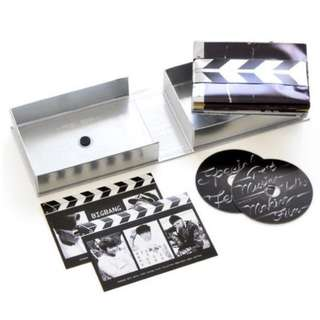 [韓版] BIG BANG - BEST MUSIC VIDEO MAKING FILM COLLECTION 2006-2012 (KOREA EDITION)