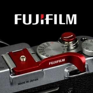 Thumb grip (Fujifilm)