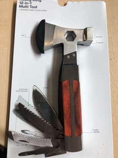12 in 1 Stainlees Steel Multi Tool