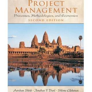 Project Management; process, methodologies and economics. Prentice Hall, 2nd Ed., 2005.