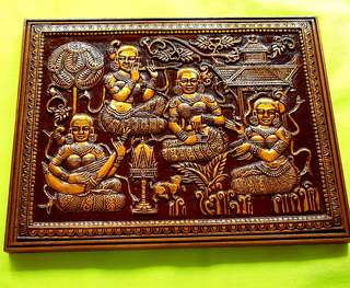 Coppertooling art collectables gift