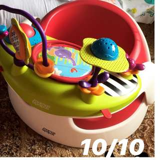 Mamas Papas Baby Snug Seat with Activity Tray