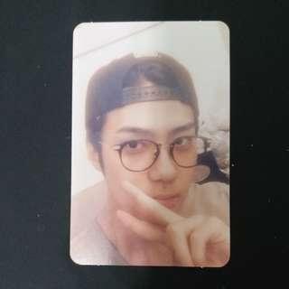 EXO EX'ACT 官方小卡