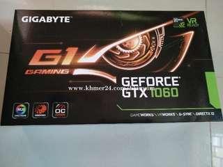 gigabyte gtx 1060 6GB OG gaming 1