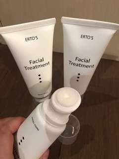Ertos facial treatment murah 100% ori bpom