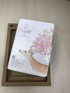 🚚 Notebook scheduler diary