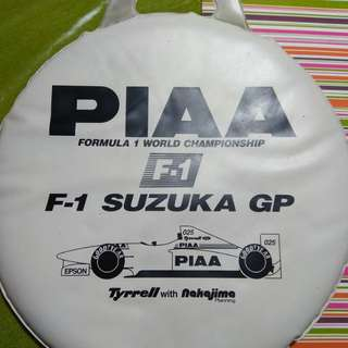 Piaa f1 suzuka GP seat foam portable made in japan