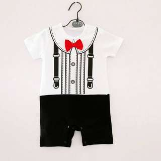 Baby Boy gentleman jumpsuit