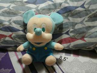 DISNEY MICKEY MOUSE STUFFED TOY
