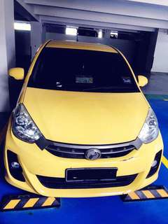 SAMBUNG BAYAR/CONTINUE LOAN  PERODUA MYVI SE 1.5 AUTO YEAR 2014 MONTHLY RM 630 BALANCE 5 YEARS + ROADTAX MAY 2019 RADIO TOUCH SCREEN TIPTOP CONDITION  DP KLIK wasap.my/60133524312/myvise