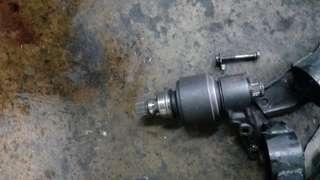 Kancil lsd gearbox complete set