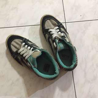 🚚 vans 綠灰色鞋