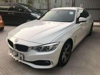 BMW 420iA CABRIO 2015