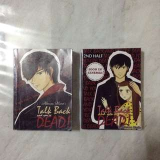 Lullabies books books on carousell talk back and youre dead by alesana marie fandeluxe Gallery