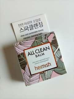 All Cleam Balm Heimish