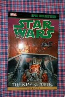 Star Wars - The New Republic ISBN 9780 7851 9723 2