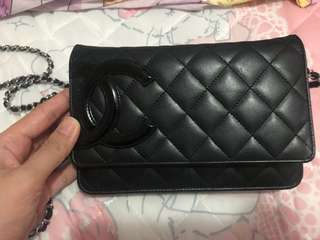Chanel Woc 8成新 100% real