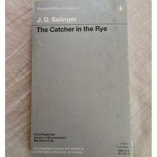 Catcher in the Rye by J.D. Salinger ~ Penguin Book Classics!