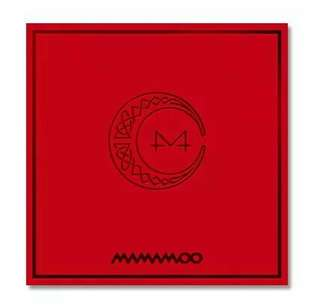 [PRE] MAMAMOO - 7th mini album (Red Moon)