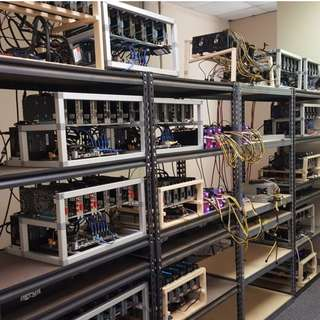 GPU & ASIC MINING RIG HOSTING - Best Prices in Singapore With Reliable Services