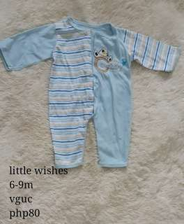 Little wishes overall