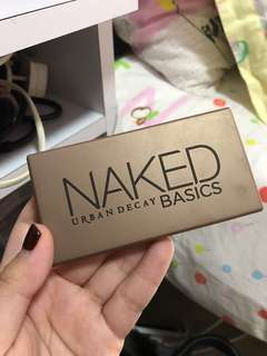 Naked Basic Palette