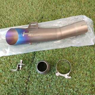 Muffler Exhaust Akrapovic HP