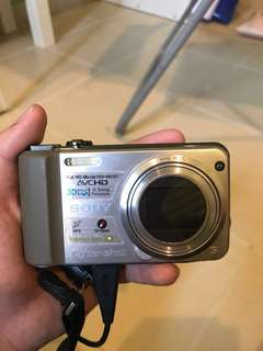 Sony Cybershot Compact Camera