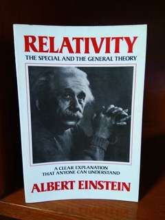 relativity physics albert einstein