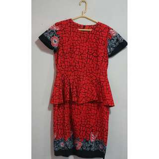 Batik on Top