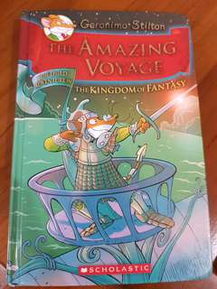 Geronimo Stilton kingdom of fantasy book 3