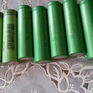 SONY/PANASONIC 10X 18650 3.7v batteries